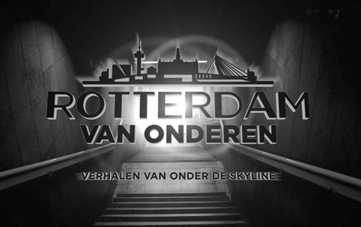 Rotterdam van Onderen